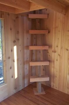 stairs for small spaces - Lift Up Stairs