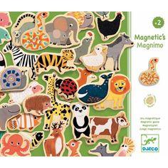 Magnetiska djur - Magnimo