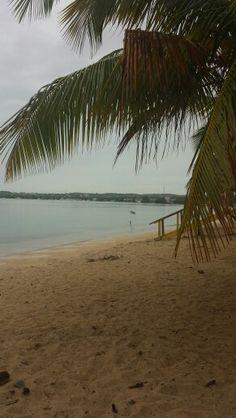 La playa Boquerón