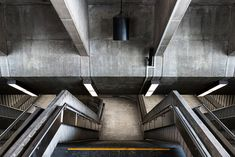 Photography: Montreal Metro's Underground Architecture by Chris Forsyth   Daily Icon