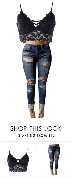 Designer Clothes, Shoes & Bags for Women Skinny Jeans, Shoe Bag, Summer, Polyvore, Pants, Stuff To Buy, Beauty, Shopping, Collection