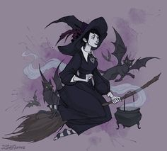 Want to discover art related to witch? Check out inspiring examples of witch artwork on DeviantArt, and get inspired by our community of talented artists. Character Inspiration, Character Art, Character Design, Witch Drawing, Arte Obscura, Desenho Tattoo, Witch Art, Witch Aesthetic, Gothic Art