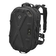 Pillbox™ by Hazard is a spacious protective thermocap photo-daypack featuring a padded internal divider system and laptop compartment to organize all your gear. Anchor accessories to the hardshell exterior via our Hardpoint® hardware system. Tactical Packs, Tactical Backpack, Tactical Gear, Best Edc Backpack, Tactical Equipment, Pro Camera, Camera Gear, Multi Camera, Airsoft Helmet