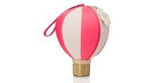 Kate Spade Get Carried Away Hot Air Balloon Coin purse