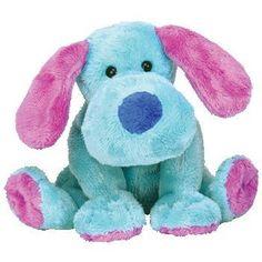 14b6d1daca5 TY Beanie Baby - KOOKIE the Dog (Circus Beanie) by Ty