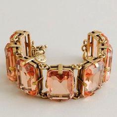 peachy gemstone bracelet   Buy natural #gemstones online at mystichue.com