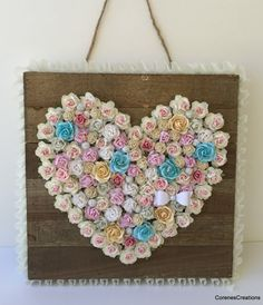 Wall Art~Wild Orchid Crafts!