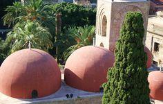 Italy - Palermo, S.Giovanni degli Eremiti