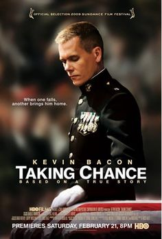 Taking Chance~WOW!! What a moving movie!! I'm so glad I had the opportunity to watch this great movie!!