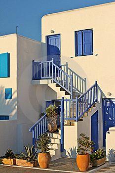 Pure Greek-island chic...