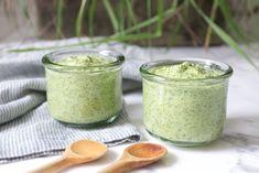 All Purpose Jalapeno Pesto Sauce by Parsley In My Teeth, healthy condiments, healthy pesto, healthy vegan pesto