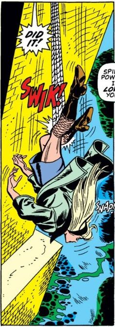 The Death of Gwen Stacy - Amazing Spider-man 121
