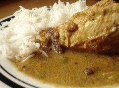 Weight Watchers Chicken Breasts in Curry Honey Mustard Sauce recipe – 6 points