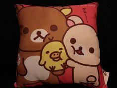 Rilakkuma pillow
