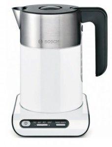 Bosch Styline TWK8611 vedenkeitin, valkoinen.