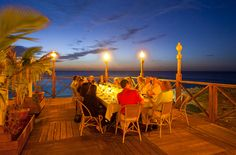 Grand Old House – Grand Cayman, Cayman Islands | Cayman's Premier Waterfront Restaurant