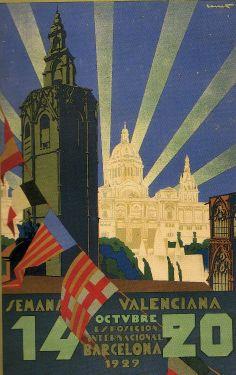 BARCELONA 1929