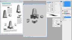 게임그래픽-코 그리기01