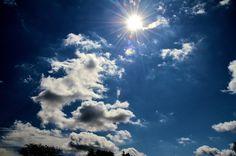 The Sun, Sky and Clouds - Awakening the Self
