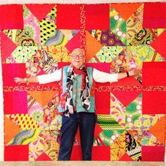 Party like a ROCKSTAR!!! #freddymoran #starquilt #lonestarquilt
