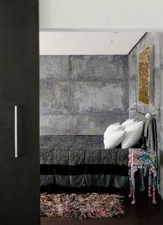 Las Cositas de Beach & eau: PIEERRE JEAN VERGER......fotografías de una casa en gris...............