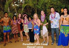 Paradise Cove Luau - Spring Break Tour Must take the Orchid or Deluxe package for better seating and view
