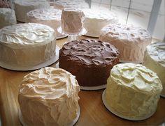 Kitchen Cakes from For Goodness Sake Bakery