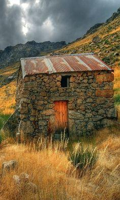 Stone Barn,Ireland.