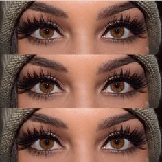"#ShareIG Lk!!! @thebeautypair eyes are everything! Lashes are #KoKoLashes in ""Goddess"".  Beautiful"