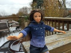 She's Finally Here: Meet 'Normal' Barbie