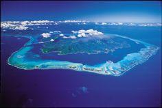 Known as the Vanilla Island, Tahaa is located between the islands of Huahine and Bora Bora. Tahaa shares a common lagoon with Raiatea.