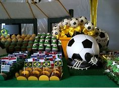 More Soccer Party