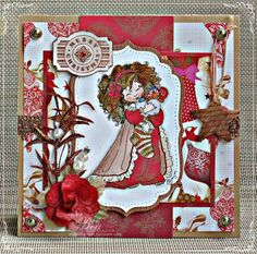 """paper piecing christmas 