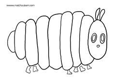 coloriage la chenille qui fait des trous fiche à imprimer Free Preschool, Preschool Printables, Preschool Literacy, Eric Carle, Hungry Caterpillar Craft, Album, Eyfs, French Immersion, Trou