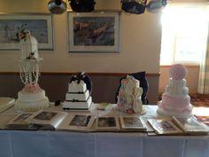 Wedding Fair Showcasing, Cakes 2012