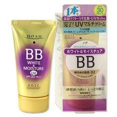 Kosé+Noah+BB+Cream+White+and+Moisture+02