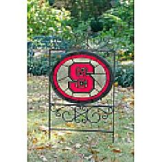 Memory Company NC State Wolfpack Yard Sign