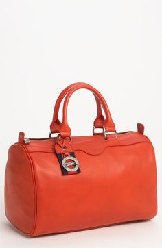 Longchamp Au Sultan Leather Satchel available at #Nordstrom