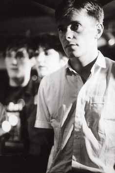 Kevin Cummins: New Order.Paradise Garage, New York City, USA.7 July 1983.Gelatin silver print, Edition of 50. http://www.spex.de/2012/07/04/kevin-cummins-new-order-joy-division-nme-berlin-interview/