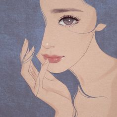 Aesthetic Art, Aesthetic Anime, Posca Art, Cute Cartoon Girl, Cute Profile Pictures, Cartoon Art Styles, Anime Eyes, Pretty Art, Anime Art Girl