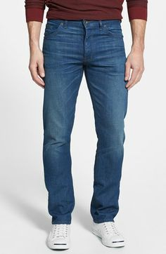 Raleigh Denim 'Jones' Slim Fit Jeans (Cash) available at #Nordstrom