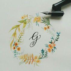 G #calligrafikas