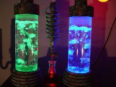 halloween frankenstein prop | Prop Showcase: Frankenstein Laboratory Bubbler Prop #2