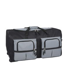 Duffle Bag with Wheels | KmartNZ