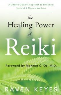 How Reiki Supports Health: Q with Author and Reiki Master Raven Keyes