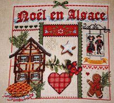 Noël en Alsace de madame la fée