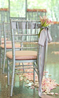 Tablescape ● Chair Decor