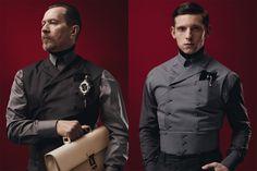 Prada Menswear F/W 12.13 by David Sims | Arrogance Is Bliss