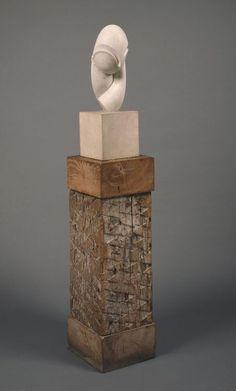 Constantin Brancusi (Romanian sculptor), Mademoiselle Pogany (III) http://www.pinterest.com/ca2551/constantin-brancusi/