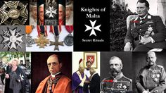 IHS - Sovereign Military Order of Malta (SMOM) - NWO